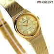 オリエント 海外モデル レディース 腕時計 クオーツ FUB3R007C ORIENT ゴールド