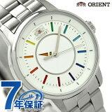 オリエント 腕時計 レディース ORIENT スタイリッシュ&スマート ディスク スモール WV0011NB 時計【あす楽対応】