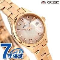 オリエントネオセブンティーズスターカットレディースWV0191SZORIENT腕時計ピンク