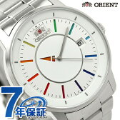 オリエント ORIENT 腕時計 スタイリッシュ&スマート ディスク メンズ WV0821ER