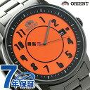 オリエント ORIENT 腕時計 スタイリッシュ&スマート ディスク タイポグラフィ メンズ 自動巻き WV0851ER 【あす楽対応】