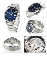 オリエントスタースタンダード自動巻きメンズ腕時計WZ0021ACOrientStarブルー