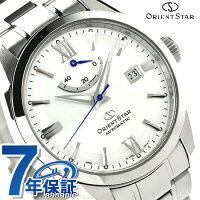 オリエントスターアーバンスタンダードチタニウム自動巻きWZ0031AFOrientStar腕時計ホワイト