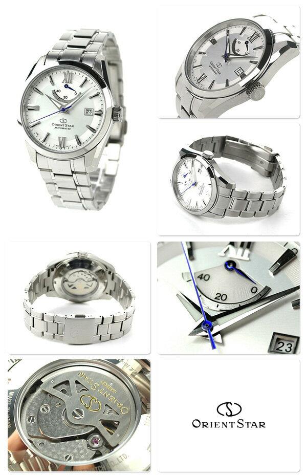 25日当店なら!ポイント最大35倍 オリエント オリエントスター 腕時計 チタン OrientStar アーバンスタンダード 自動巻き WZ0031AF チタニウム 時計