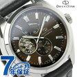 【クロス付き♪】オリエント ORIENT 腕時計 オリエントスター ソメスサドル コラボレーション OrientStar メンズ 自動巻き WZ0111DK【あす楽対応】