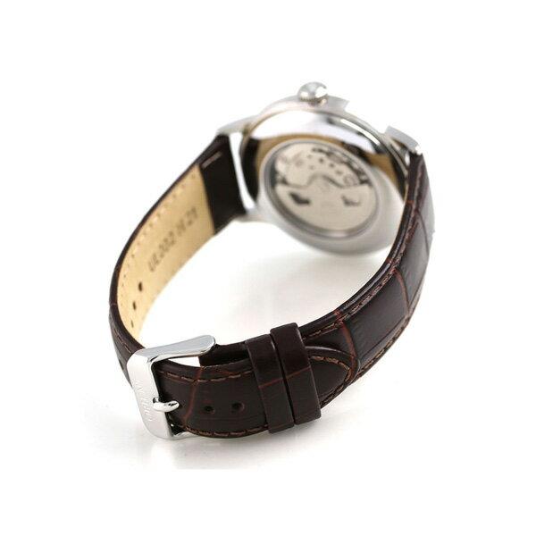 オリエント 腕時計 ORIENT クラシック スモールセコンド 40.5mm 自動巻き RN-AP0002S 革ベルト 時計