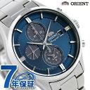 オリエント 腕時計 ORIENT コンテンポラリー クロノグラフ ソー...
