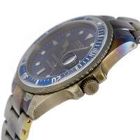 アウトオブオーダーSOLOACCIAIO40mmメンズOOO-001-2STBLOutOfOrder腕時計