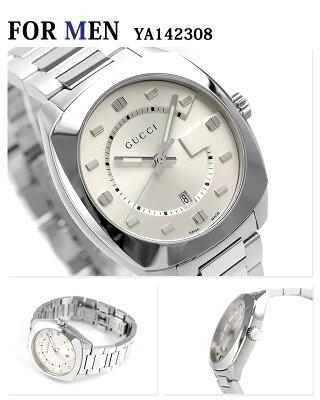 ペアウォッチ グッチ GG2570 コレクション シルバー 腕時計 GUCCI 時計 画像1