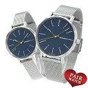 刻印 名入れ ペアウォッチ イノベーター ブルー 北欧デザイン Innovator 腕時計 時計