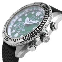 シチズン プロマスター エコドライブGPS衛星電波時計 ダイバーズウォッチ メンズ 腕時計 CC5001-00W CITIZEN PROMASTER グリーン