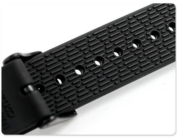 セイコー プロスペックス 交換用ベルト シリコン 22mm R7C02DR SEIKO PROSPEX ブラック