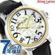 リトモラティーノ ステラ 40mm 腕時計 D3EL20GS Ritmo Latino ホワイト×ブラック