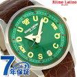 リトモラティーノ フィーノ 43mm メンズ 腕時計 F-40DL Ritmo Latino