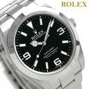 ロレックス ROLEX エクスプローラー 39 メンズ 腕時計 214270 ブラック 新品 時計【あす楽対応】