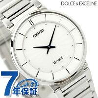 セイコードルチェ腕時計メンズペアウォッチシルバーSEIKODOLCE&EXCELINESACK015