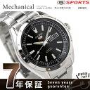 セイコー 5 スポーツ メカニカル メンズ 機械式 腕時計 ブラック SARZ005 SEIKO 5 SPORTS 時計