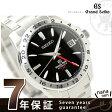 SBGM027 グランドセイコー メカニカル 腕時計 GMT ブラック