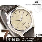 SBGX009 グランド セイコー クオーツ 腕時計 アイボリー GRAND SEIKO