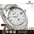 SBGX059 グランド セイコー クオーツ 腕時計 ホワイト GRAND SEIKO