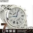 セイコー スピリット 電波ソーラー メンズ 腕時計 SBTM183 SEIKO SPIRIT ホワイト
