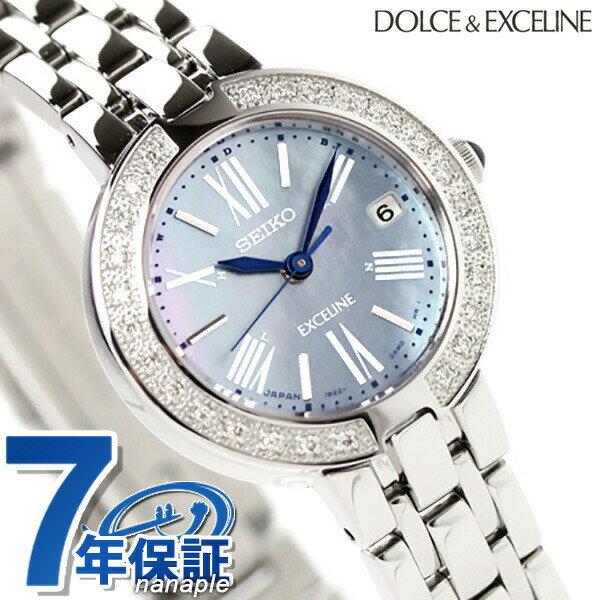 腕時計, レディース腕時計 5438 SWCW007 SEIKO DOLCEEXCELINE