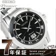 セイコー プルミエ メンズ 腕時計 SCJL003 SEIKO Premier デイト ブラック