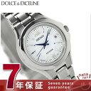 セイコー エクセリーヌ 電波ソーラー コンフォテックス チタン レディース SWCW033 SEIKO DOLCE&EXCELINE 腕時計 ホワイト