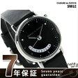ズッカ ニヒル クオーツ メンズ 腕時計 AJGJ023 CABANE de ZUCCa ブラック