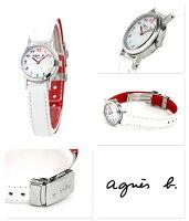 【ノベルティクリアボトル付き♪】アニエスベーマルチェロソーラーサマー限定モデルFBSD701agnesb.腕時計