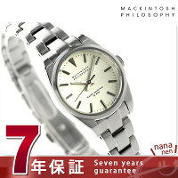 マッキントッシュフィロソフィークオーツ腕時計FDAT982MACKINTOSHPHILOSOPHYシルバー