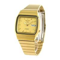 セイコー5海外モデル逆輸入日本製腕時計SNXK90J1(SNXK90JC)SEIKOゴールド