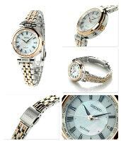 セイコーエクセリーヌフライトエキスパートレディースSWCW106SEIKODOLCE&EXCELINE腕時計