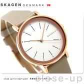 スカーゲン ハルド 34mm クオーツ レディース 腕時計 SKW2489 SKAGEN