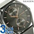 スカーゲン ホルスト マルチファンクション メンズ 腕時計 SKW6180 SKAGEN クオーツ グレー