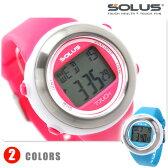 ソーラス レジャー 850 腕時計 レディース 心拍数測定 ダイエット SOLUS 01-850