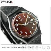 スウォッチ SWATCH 腕時計 スイス製 オリジナル ジェント サー・レッド GB753 【あす楽対応】