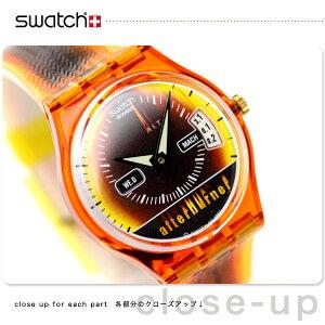 スウォッチ スイス製 腕時計 Afterburner GF701SWATCH スウォッチ 1998年秋冬モデル 日・曜日カ...