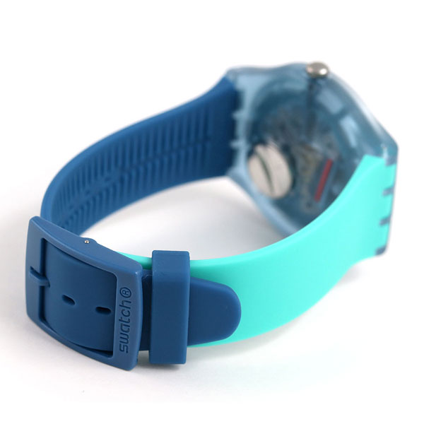 スウォッチ SWATCH 腕時計 スイス製 オリジナルス ニュージェント 41mm SUOS105 時計【あす楽対応】