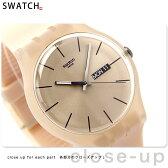 スウォッチ SWATCH 腕時計 スイス製 ニュージェント メンズ デイデイト SUOT700