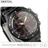 スウォッチ SWATCH 腕時計 スイス製 カモフラージュ ブラックコート YCB4019AG