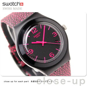 SWATCH IRONY BIG PINK DROPSSwatch スウォッチ スイス製 腕時計 アイロニー ビッグ ピンクドロ...
