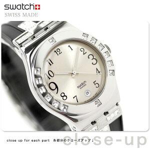 SWATCH IRONY MEDIUM FANCY ME BLACKSwatch スウォッチ スイス製 腕時計 アイロニー ファンシー...
