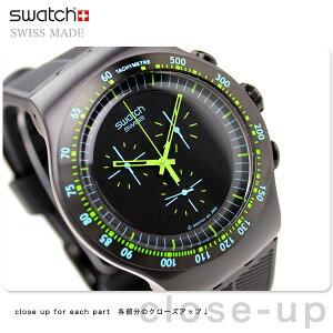SWATCH IRONY THE CHRONO【数量限定特別価格】Swatch スウォッチ スイス製 腕時計 メンズ アイ...