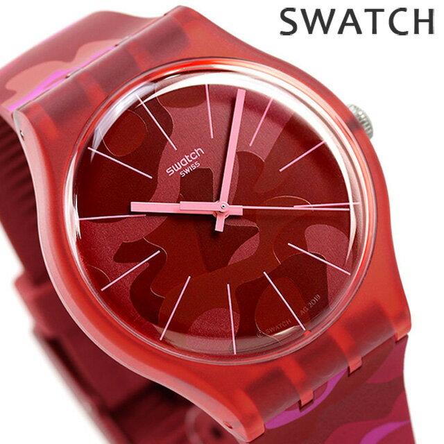 腕時計, 男女兼用腕時計  SWATCH 41mm SUOR116