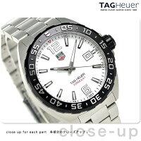 タグホイヤーフォーミュラ1200Mクオーツメンズ腕時計WAZ1111.BA0875TAGHeuer新品
