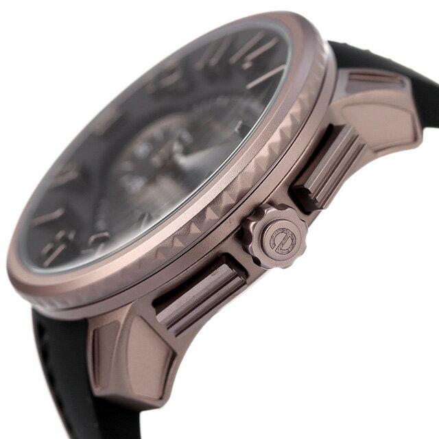 テンデンス アルテックガリバー クロノグラフ 50mm メンズ TY146004 TENDENCE 腕時計 オールブラック 時計