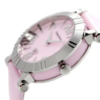 ティファニーアトラス36mmレディース腕時計Z1301.11.11A31A41ATIFFANY&Co.クオーツピンクサテンレザー新品