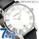 ティファニー アトラス ドーム メンズ 腕時計 Z1800.11.10...