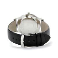 ティファニーアトラスドームメンズ腕時計Z1800.11.10A21A52ATIFFANY&Co.クオーツシルバー×ブラックカーフレザー新品【あす楽対応】